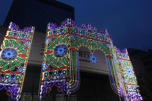 Kobe Luminarie 2016 08