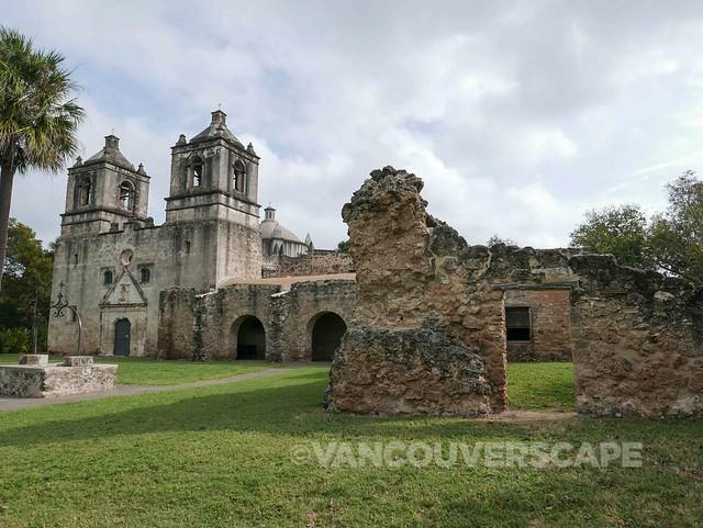 San Antonio/Mission Concepción