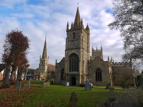 Evesham Church