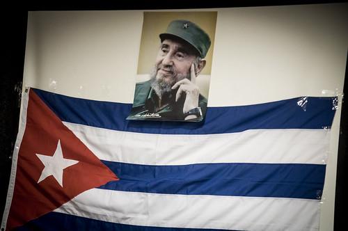 Homenagem a Fidel Castro | 2-12-2016 | Brasilia (DF)
