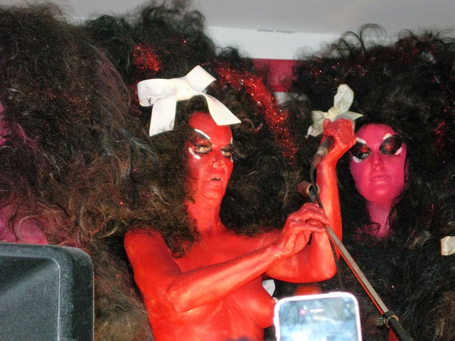 Voluptuous Horror of Karen Black at Emalin Gallery