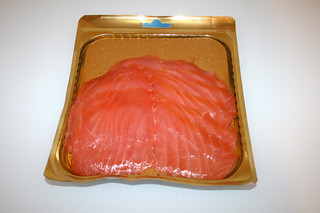07 - Zutat Räucherlachs / Ingredient smoked salmon