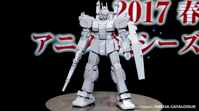 Gunpla Expo World Tour Japan 2016 Winter - HG Gundam Thunderbolt