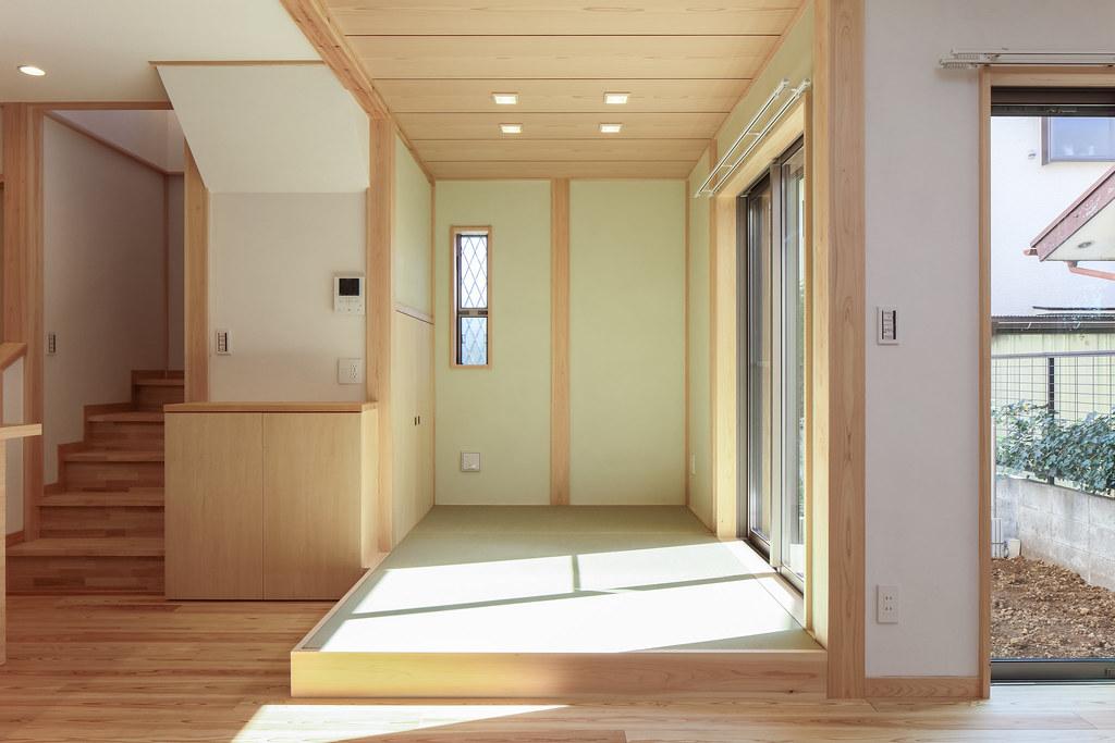 東京都武蔵野市の家