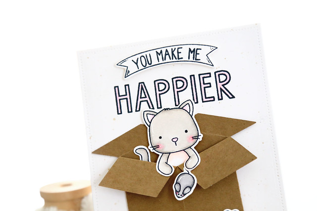 Happier Than (Neat and Tangled release)