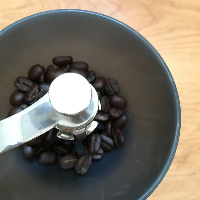 Hario Ceramic Coffee Grinder
