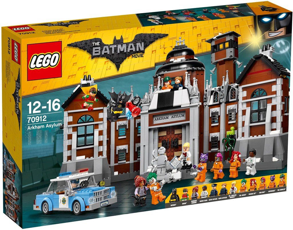 More sets from the lego batman movie revealed news the for Africa express presents maison des jeunes