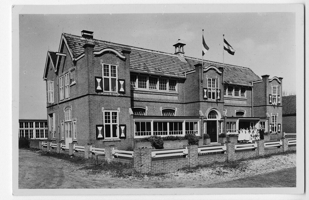Koloniehuis Voor Jong Nederland