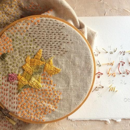 Stitch Journal, Day 299