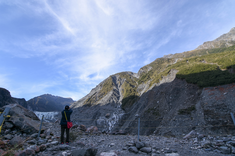 紐西蘭法蘭茲冰河