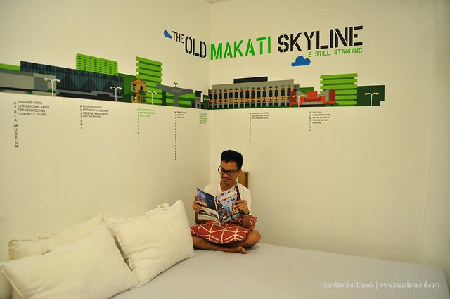 Weekend Staycation at Makati Junction Hostel