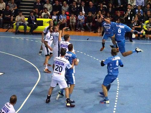 TV Bittenfeld Stuttgart 31:32 SC Magdeburg