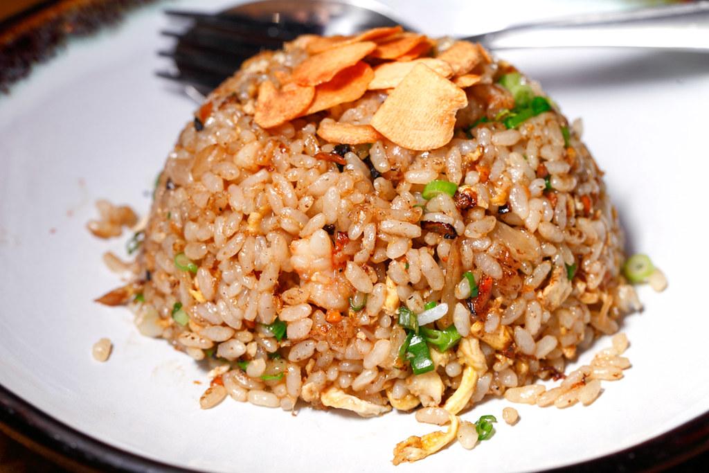 Taiko Seafood Fried Rice
