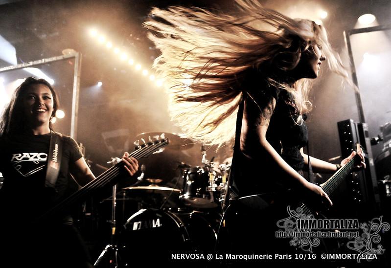 Nervosa @Paris (02.10.2016) - La Maroquinerie- photoreport 30158247730_26902f7237_c
