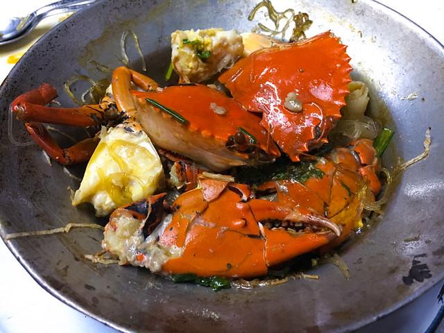 Seafood-Crab-Vermicelli-Khlong San-Bangkok