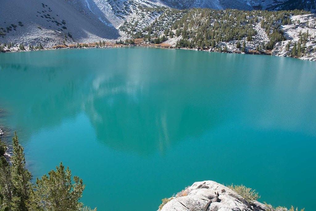 Big Pine Lake #2 (Glacial Tarn)