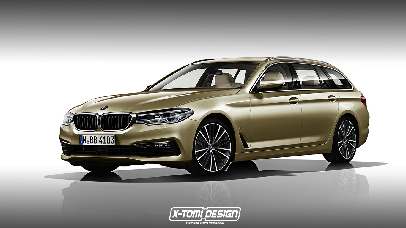 BMW 5-Series Touring2