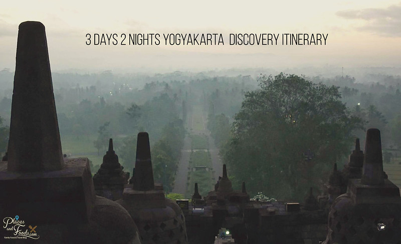 3 Days 2 Nights Yogyakarta Discovery Itinerary