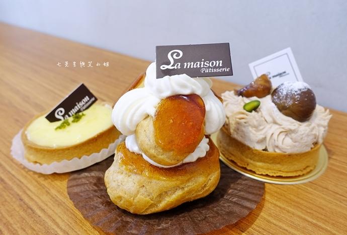 15 梅笙蛋糕工作室 La maison 台中美食 台中甜點 台中旅遊