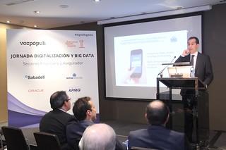 Jornada de Digitalización y Big Data en los Sectores Financiero y Asegurador