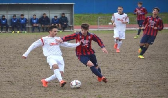 Allievi Elite, Virtus Verona - Campodarsego 2-2