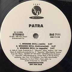 PATRA:PULL UP TO THE BUMPER(LABEL SIDE-B)