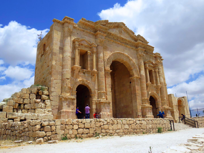 Jerash, la Roma de Jordania/ Jordan - Jerash / Gerasa jerash, la roma de jordania - 30286694770 de4e40640e o - Jerash, la Roma de Jordania