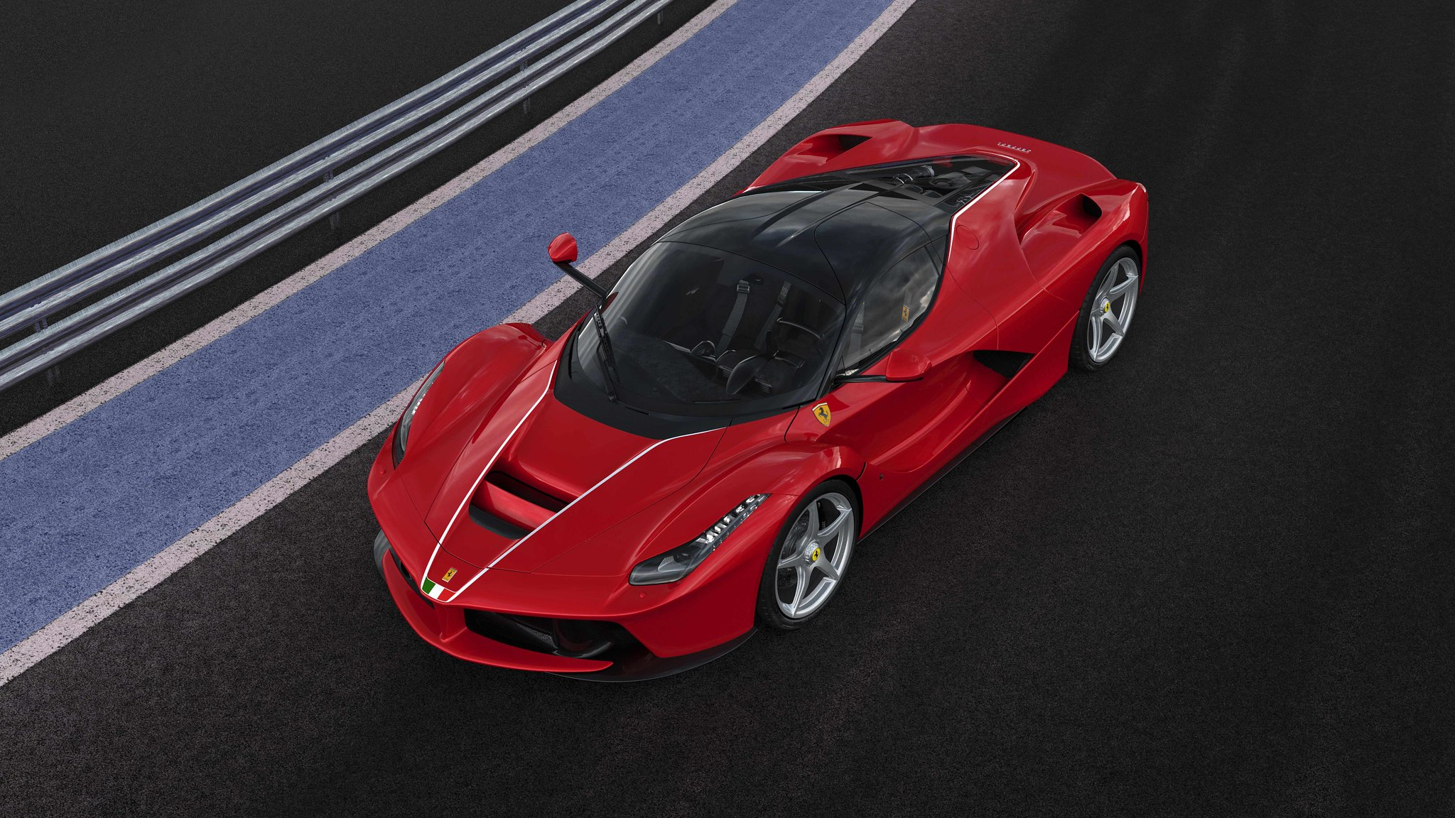 One-of-a-kind LaFerrari raises $7 million to benefit Central Italy
