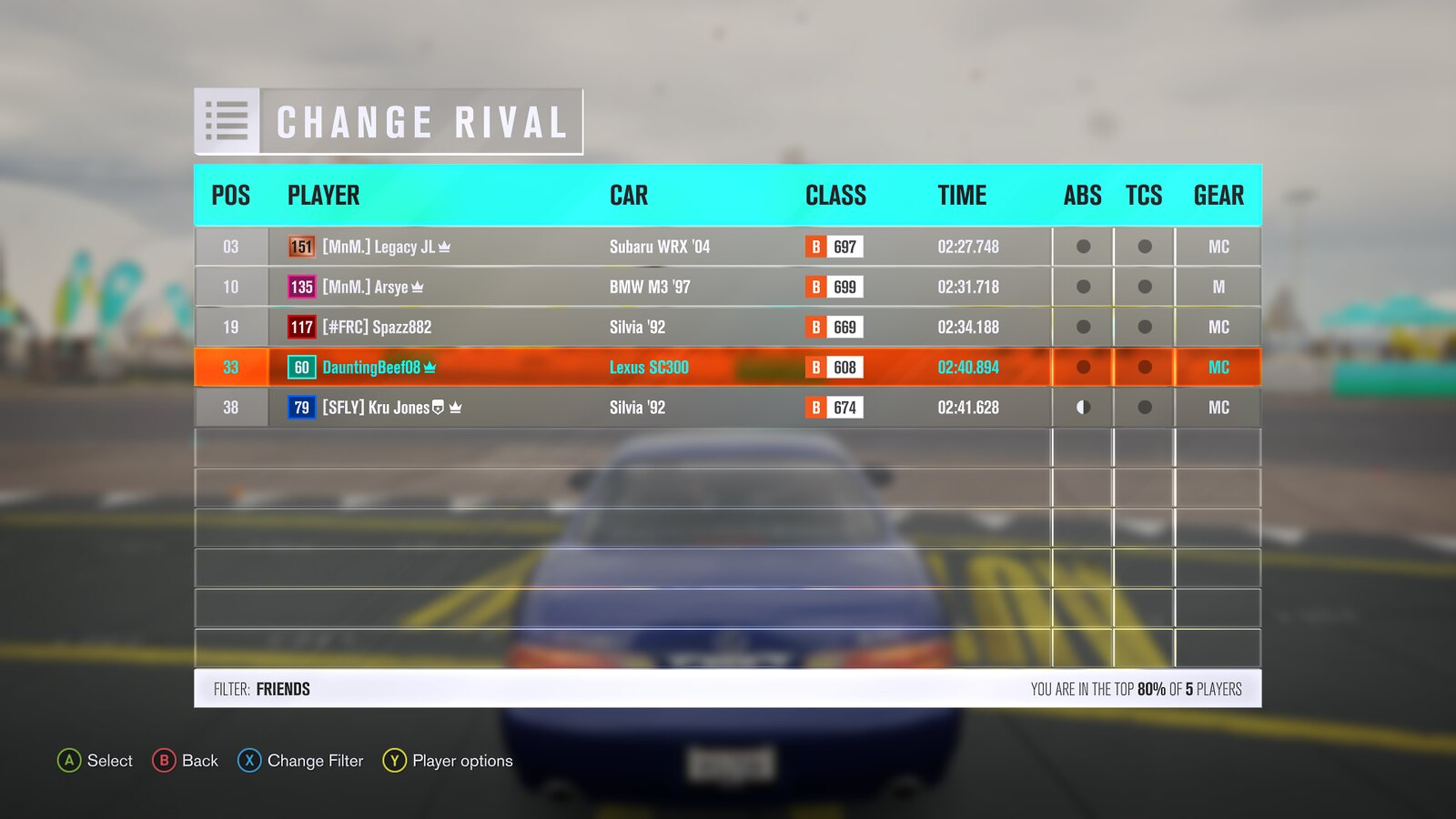 [FH3] FIRST FH3 MNM TIME ATTACK (Results up!) 29880645970_e41d8a9e54_h