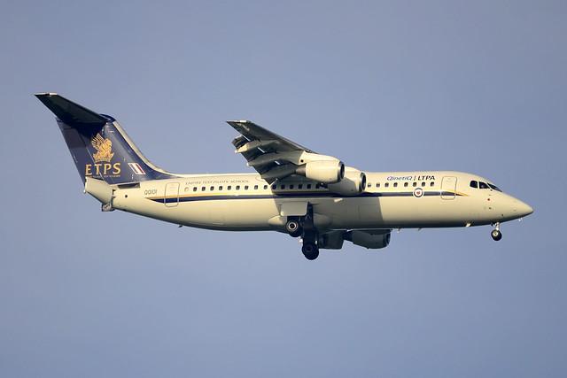 QQ101 BAe 146