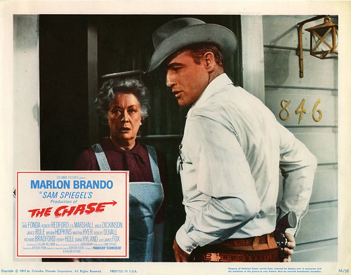 The Chase - 1966 - Lobbycard 1