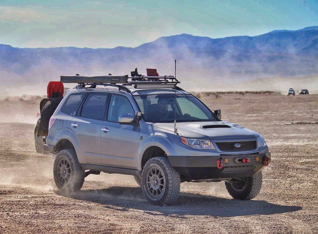 Subaru Forester Off Road >> Pic Post: Favorite Off-Road Pictures - Page 57 - Subaru