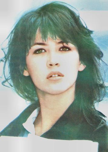Sophie Marceau in L'étudiante (1988)