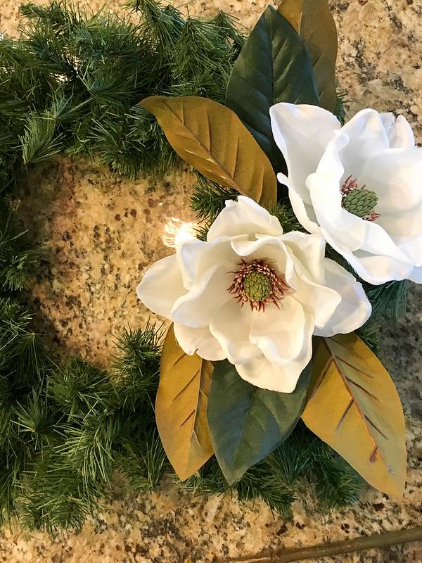DIY Christmas Wreath Step 2.5 | www.graceinmyspace.com