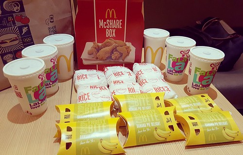 DavaoFoodTripS.com : It's the Season of Sharing with McDo's McShare Box Bundle