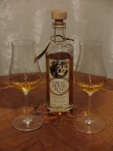 Braasch Greathouse Rum (als Mitbringsel aus Flensburg)