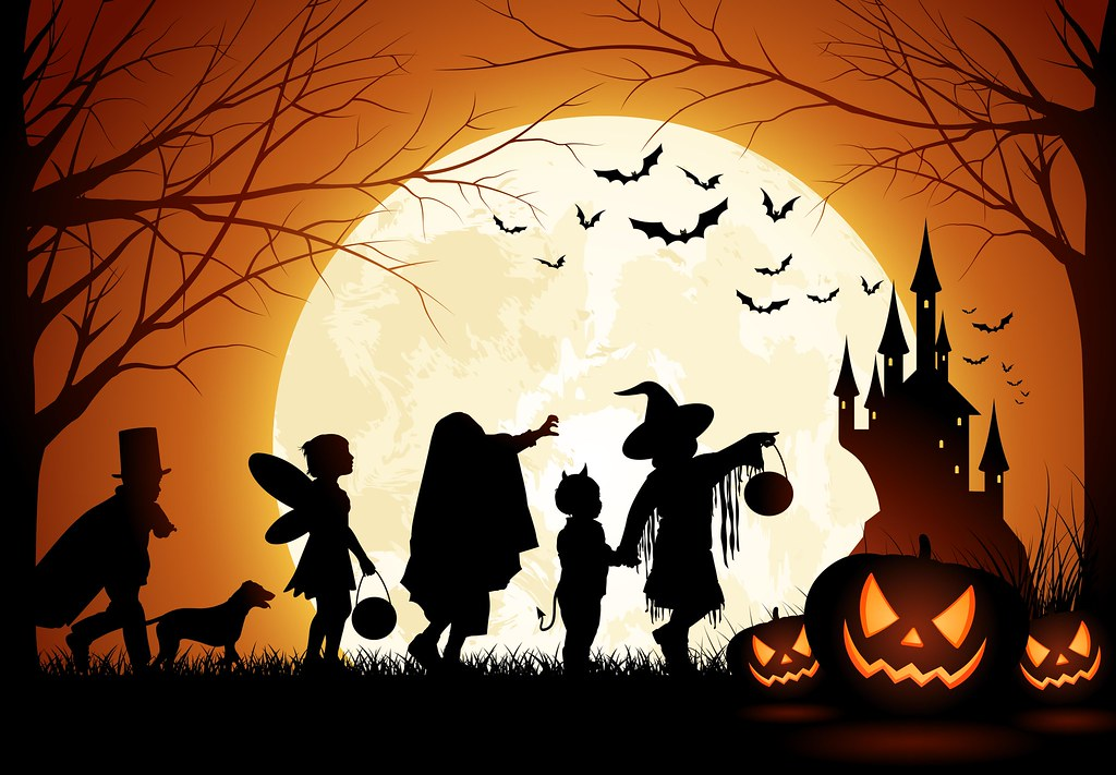 Kids Halloween Party 2015