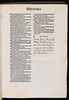 Raymundus de Sabunde: Theologia naturalis, sive Liber creaturarum - Table of contents