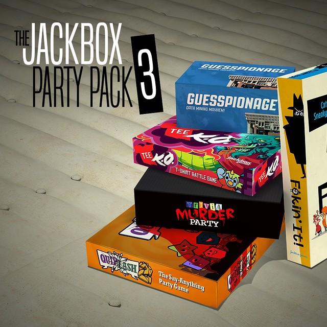Jackbox Party Pack 3