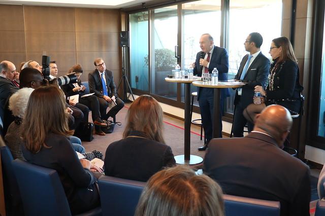 """Club XXIe Siècle // Conférence de presse """"Annuaire des Administrateurs Indépendants"""""""