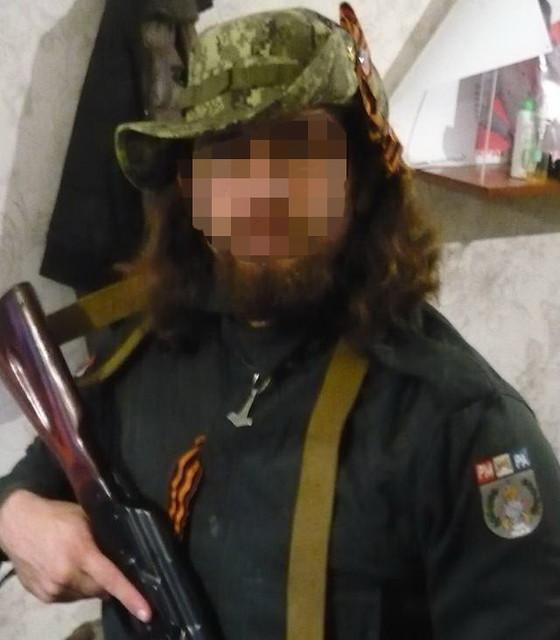 СБУ затримала іноземного найманця, який воював на боці  терористів