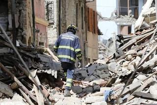 Noicattaro. Terremoto front