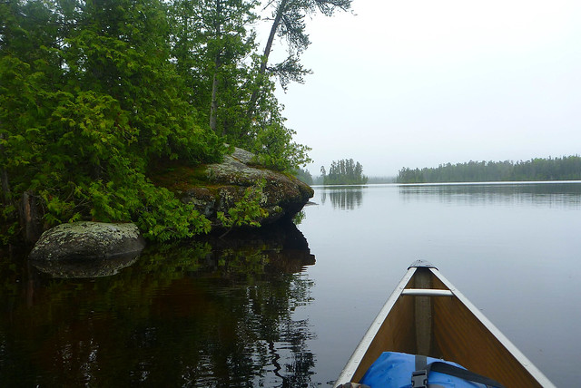 BWCA paddling trip, June 2-4, 2016
