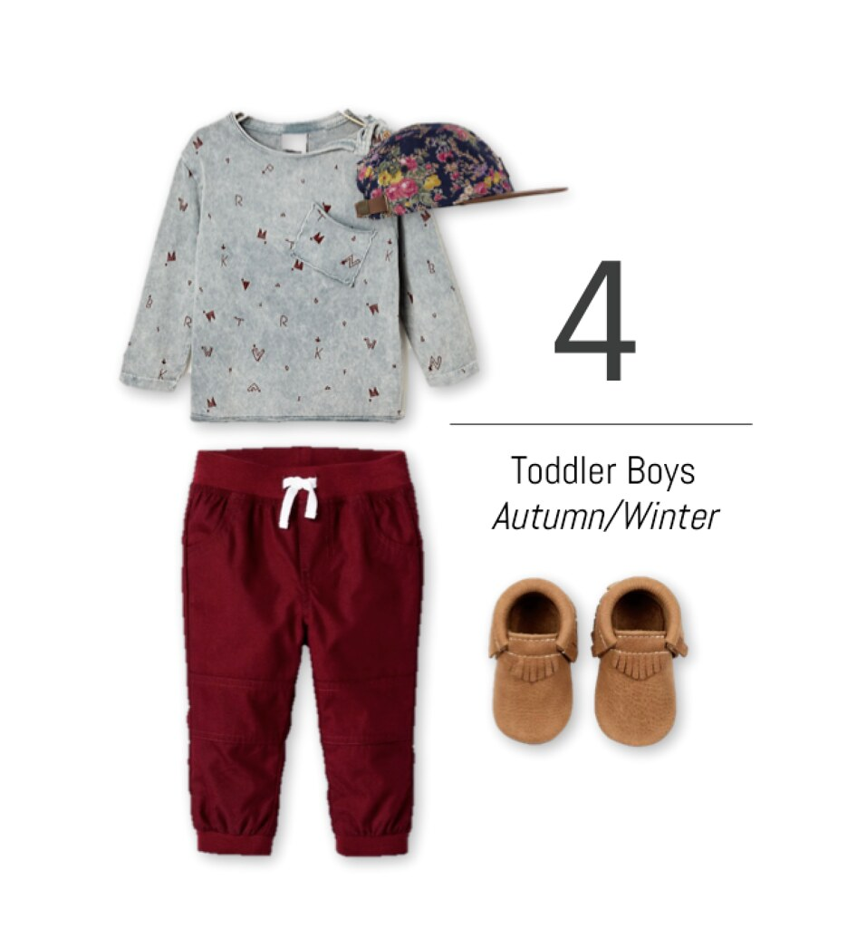 Toddler Boy Outfits for Fall/Winter