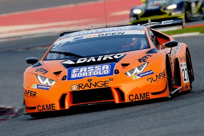 蠻牛颶風強勢來襲,義大利車隊Orange 1 Team Lazarus 於International GT Open 榮耀封王_1