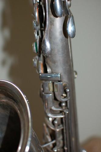 Pan-American Tenor Saxophone