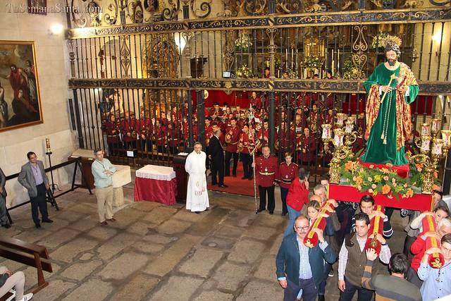 Procesión de San Judas Tadeo