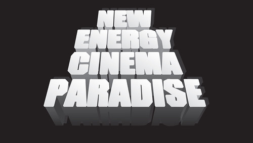 『NEW ENERGY CINEMA PARADICE』