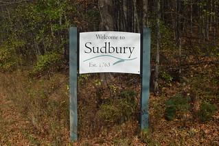 Sudbury, Vermont- 10/25/2016
