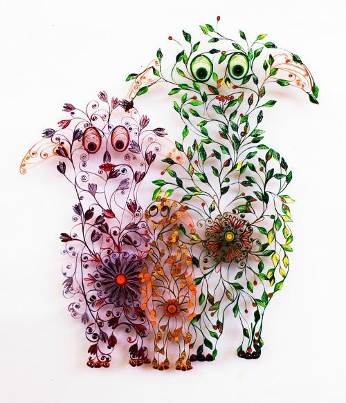 Quilled Creature - Sari Wurtman